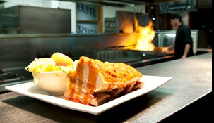Railway Hotel Steak House - Accommodation Melbourne