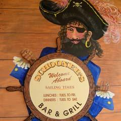 Schooners Bar  Grill - Accommodation Melbourne
