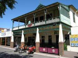 Shamrock Hotel Alexandra - Accommodation Melbourne