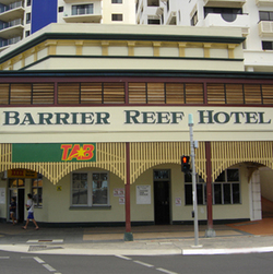 The Barrier Reef Hotel - Accommodation Melbourne