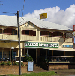 Barron River Hotel - Accommodation Melbourne