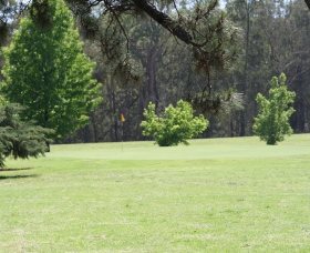 Inverell Golf Club - Accommodation Melbourne