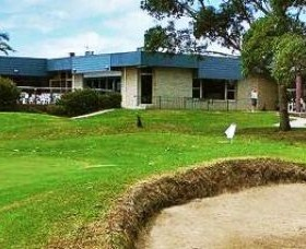 Vincentia Golf Club - Accommodation Melbourne