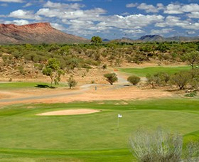 Alice Springs Golf Club - Accommodation Melbourne