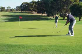 Waikerie Golf Club - Accommodation Melbourne