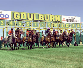 Goulburn and District Racing Club - Accommodation Melbourne