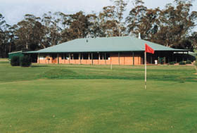 Echunga Golf Club Incorporated - Accommodation Melbourne