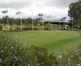 Tocumwal Golf Club - Accommodation Melbourne