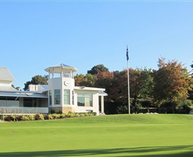 Riversdale Golf Club - Accommodation Melbourne