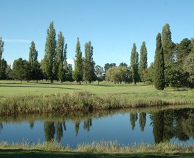 Goulburn Golf Club - Accommodation Melbourne