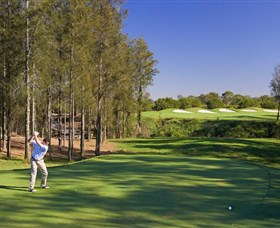 Hunter Valley Golf and Country Club - Accommodation Melbourne