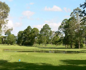 Casino Golf Club - Accommodation Melbourne