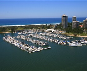 Southport Yacht Club Incorporated - Accommodation Melbourne