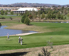 Gungahlin Lakes Golf and Community Club - Accommodation Melbourne
