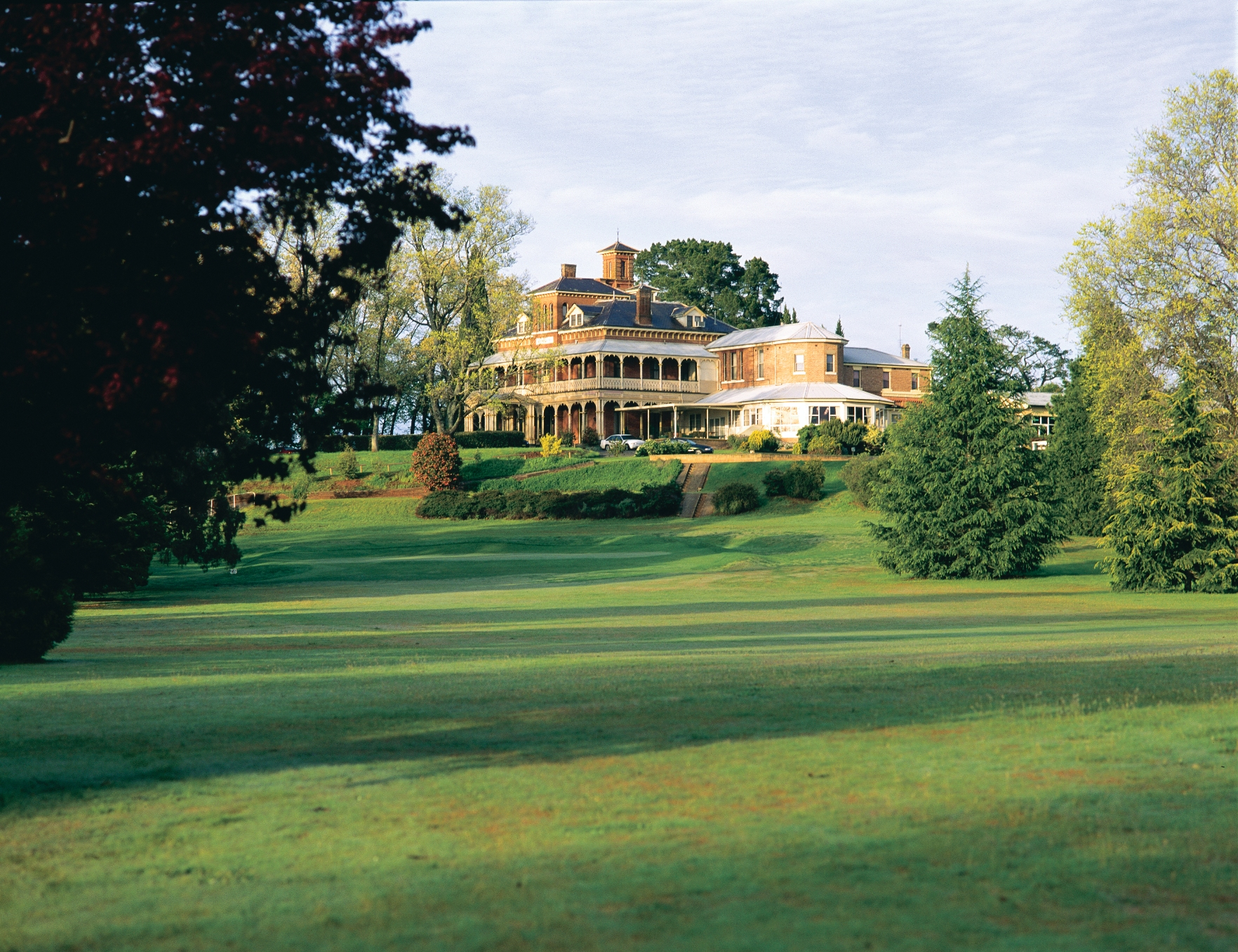 Duntryleague Golf Club - Accommodation Melbourne