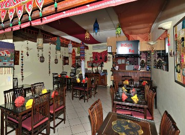 Raj Indian Restaurant - Accommodation Melbourne