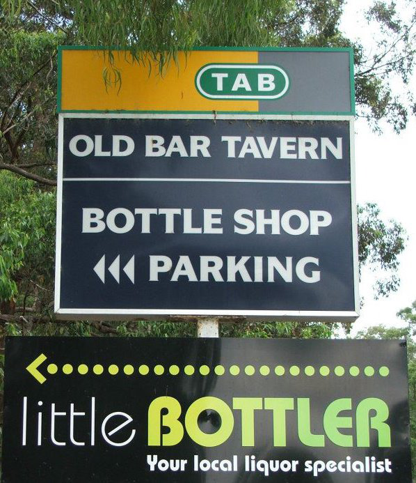 Old Bar Tavern - Accommodation Melbourne