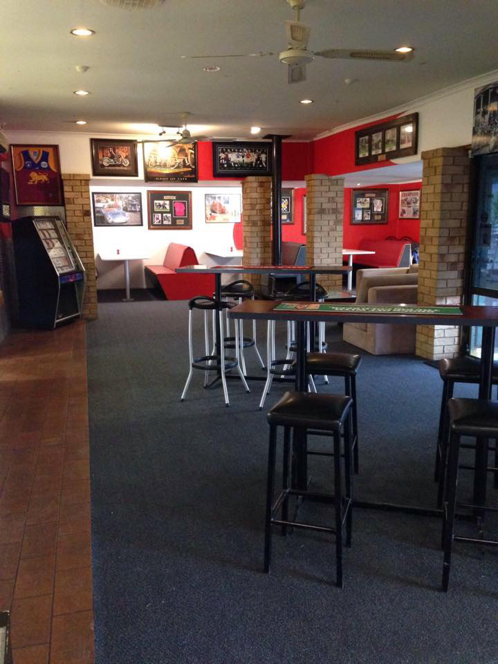 The Back Page Sports Bar  Grill - Accommodation Melbourne
