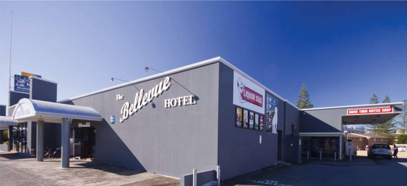 Bellevue Hotel - Accommodation Melbourne