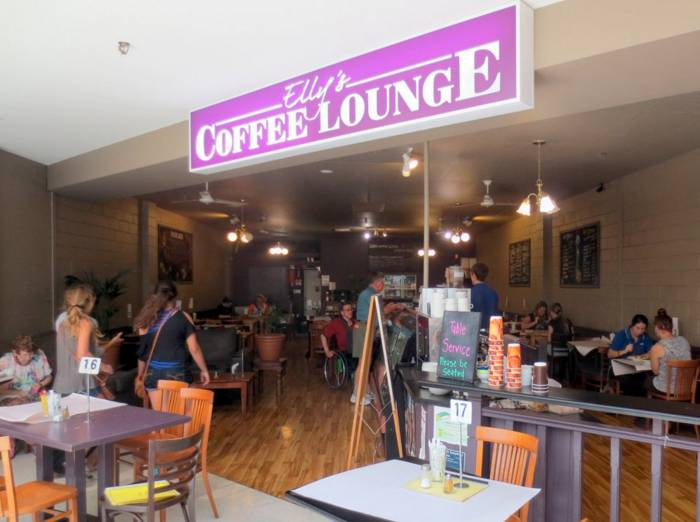 Ellys Coffee Lounge - Accommodation Melbourne