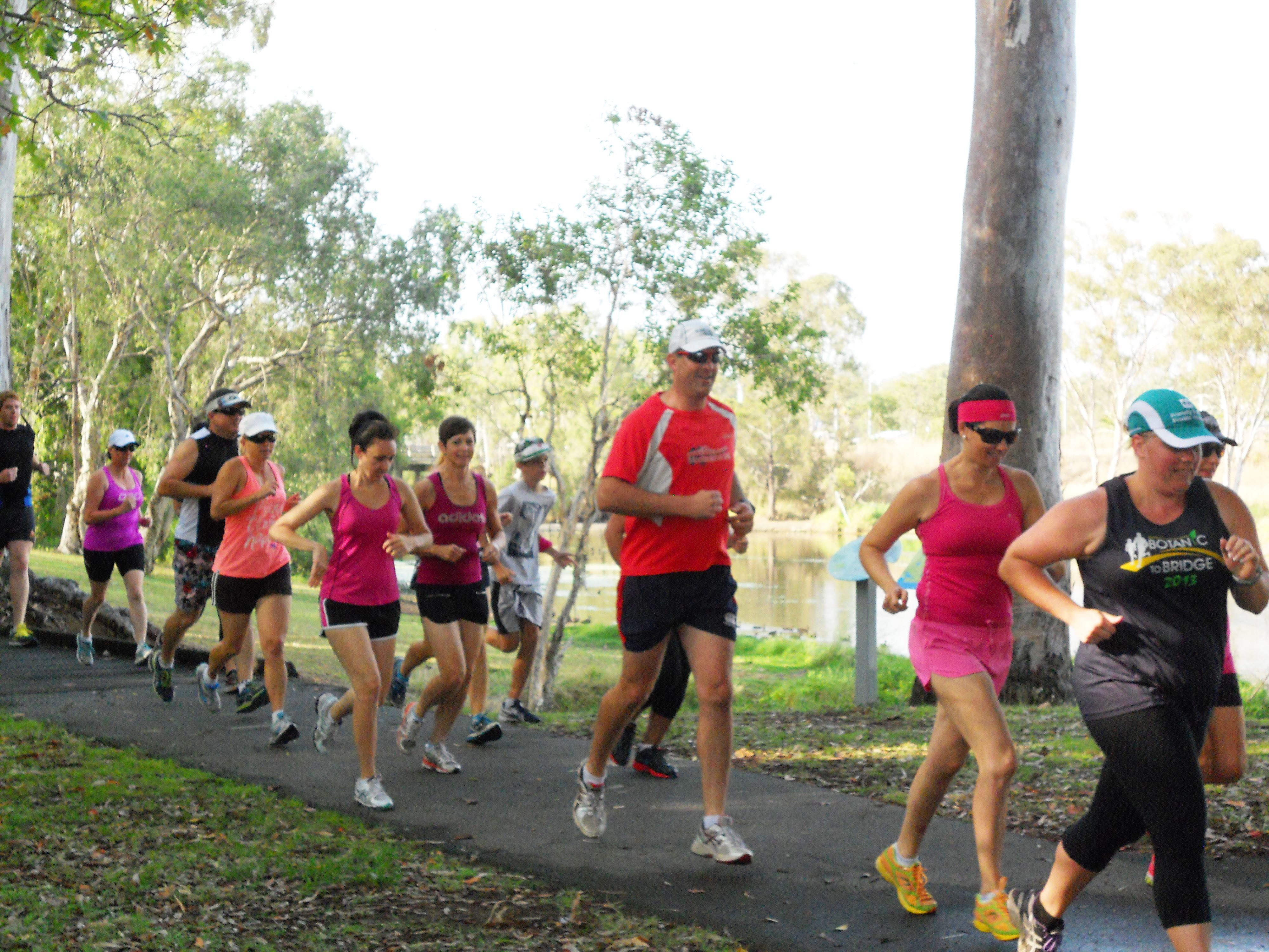 Gladstone Weekly Parkrun - Accommodation Melbourne