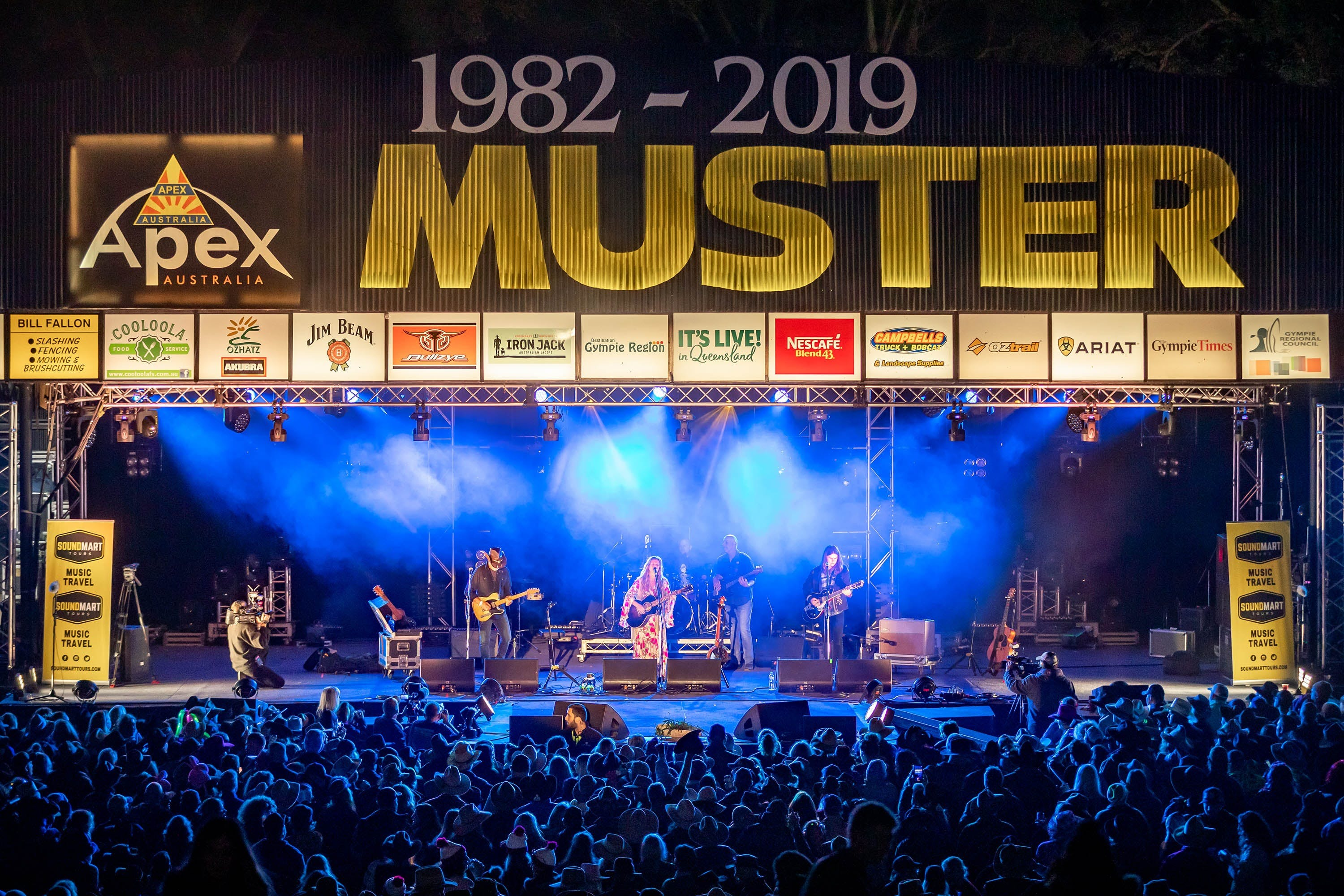 Gympie Music Muster - Accommodation Melbourne