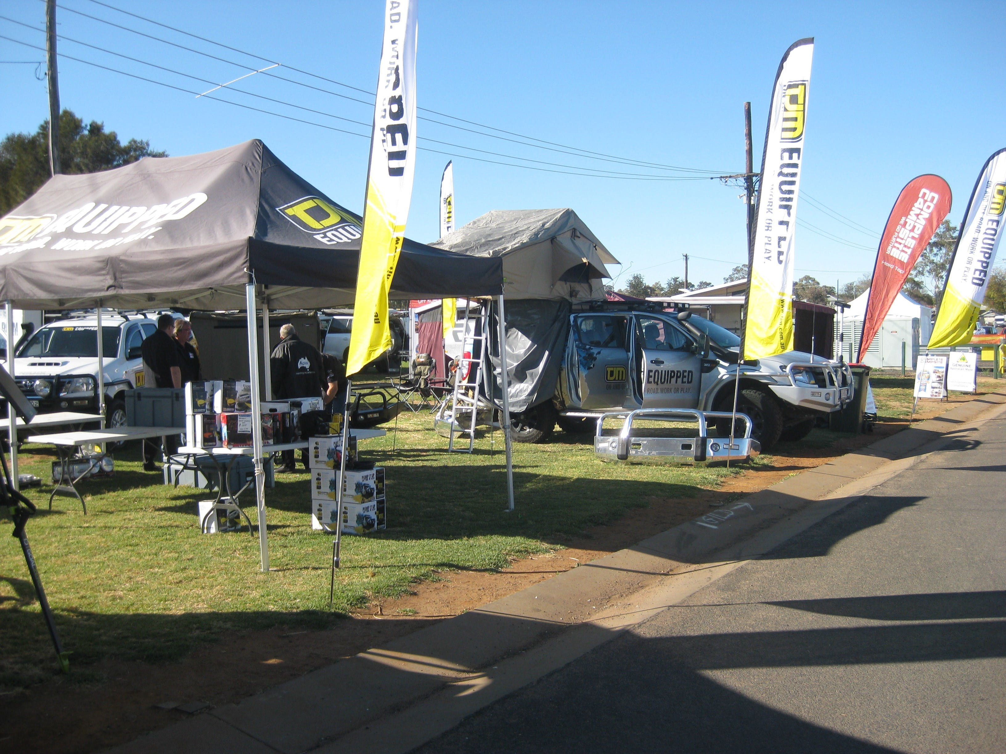 Orana Caravan Camping 4WD Fish and Boat Show - Accommodation Melbourne