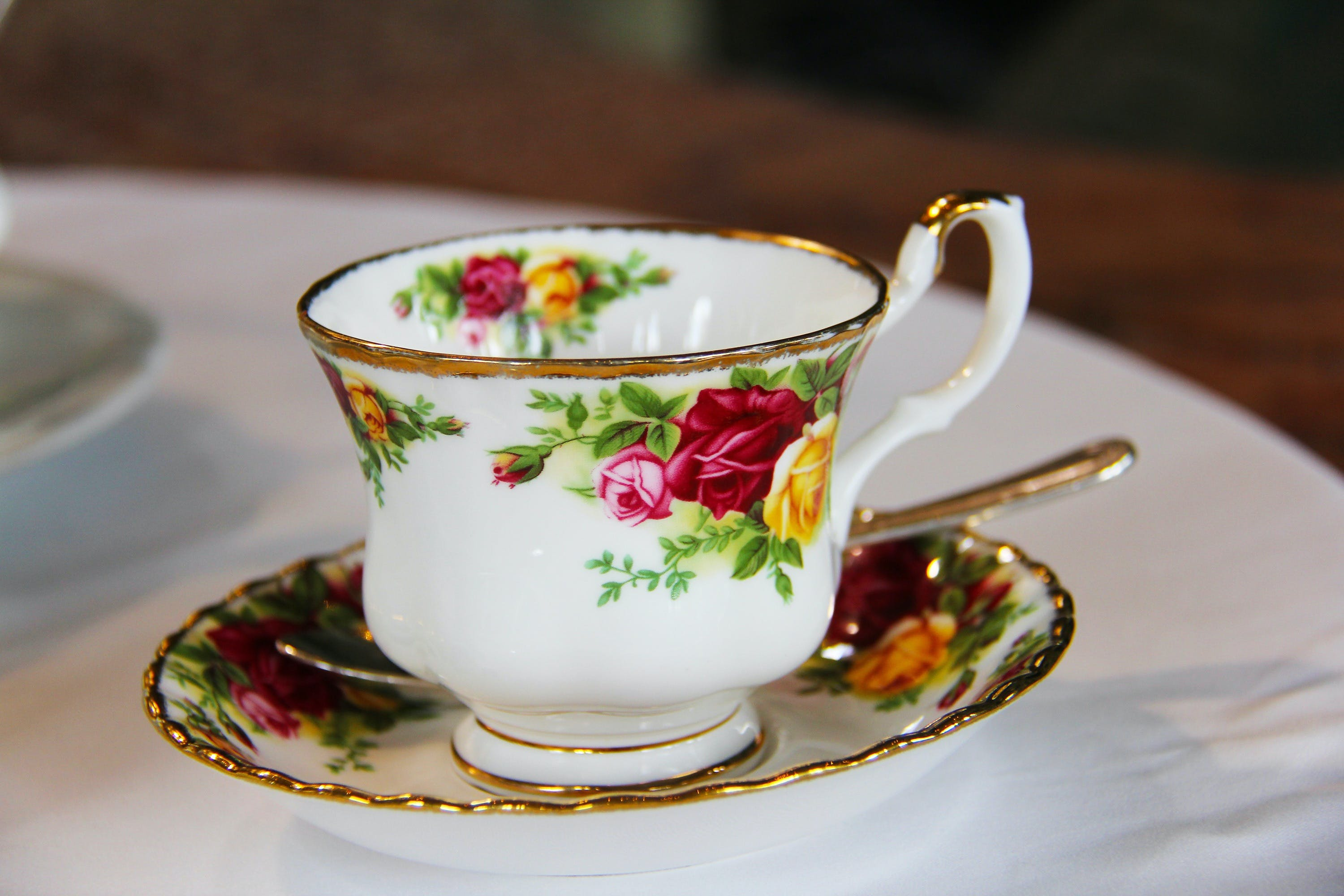 Spring High Tea - Second Sitting - Accommodation Melbourne