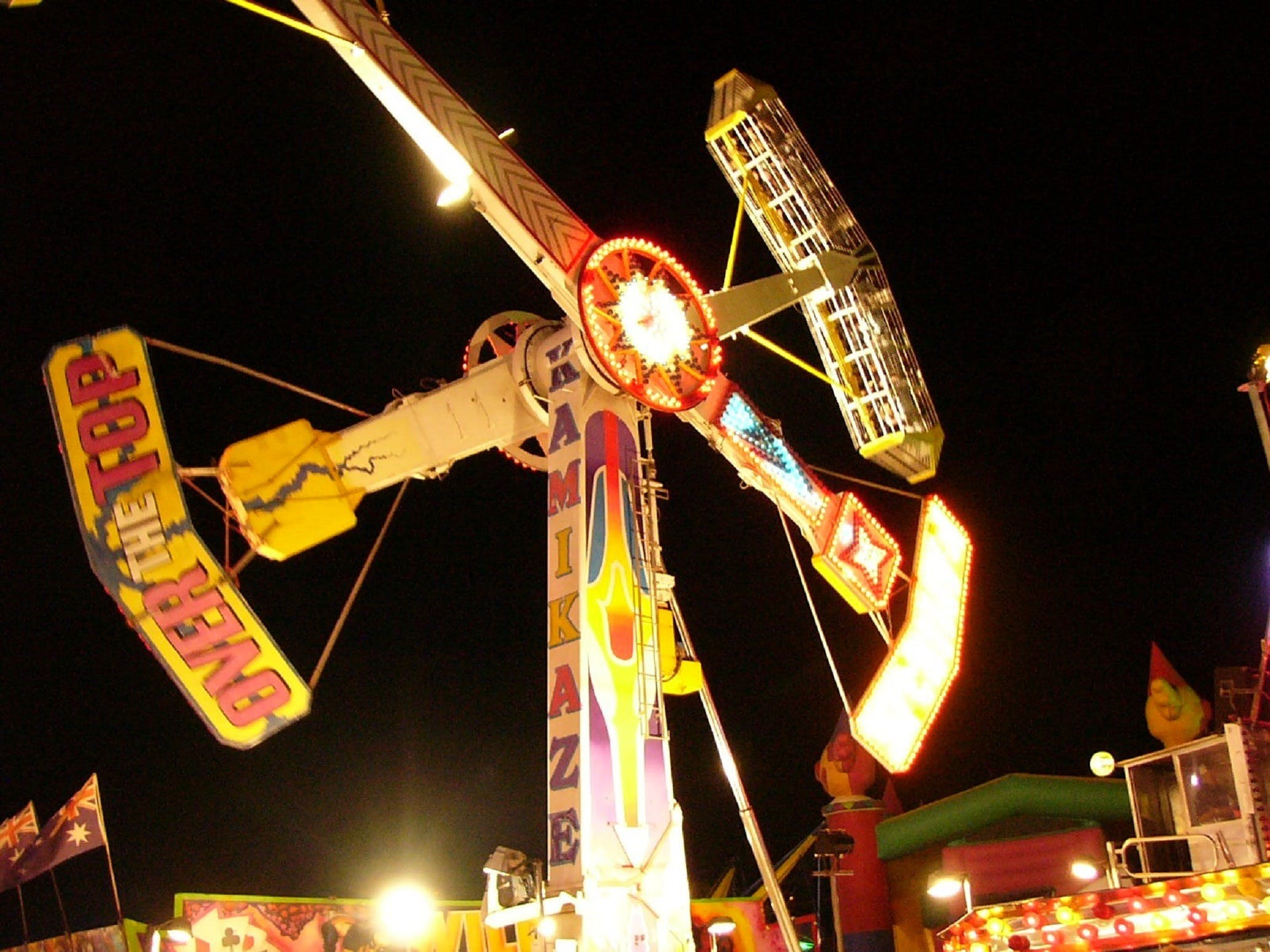 The Broken Hill Silver City Show - Accommodation Melbourne