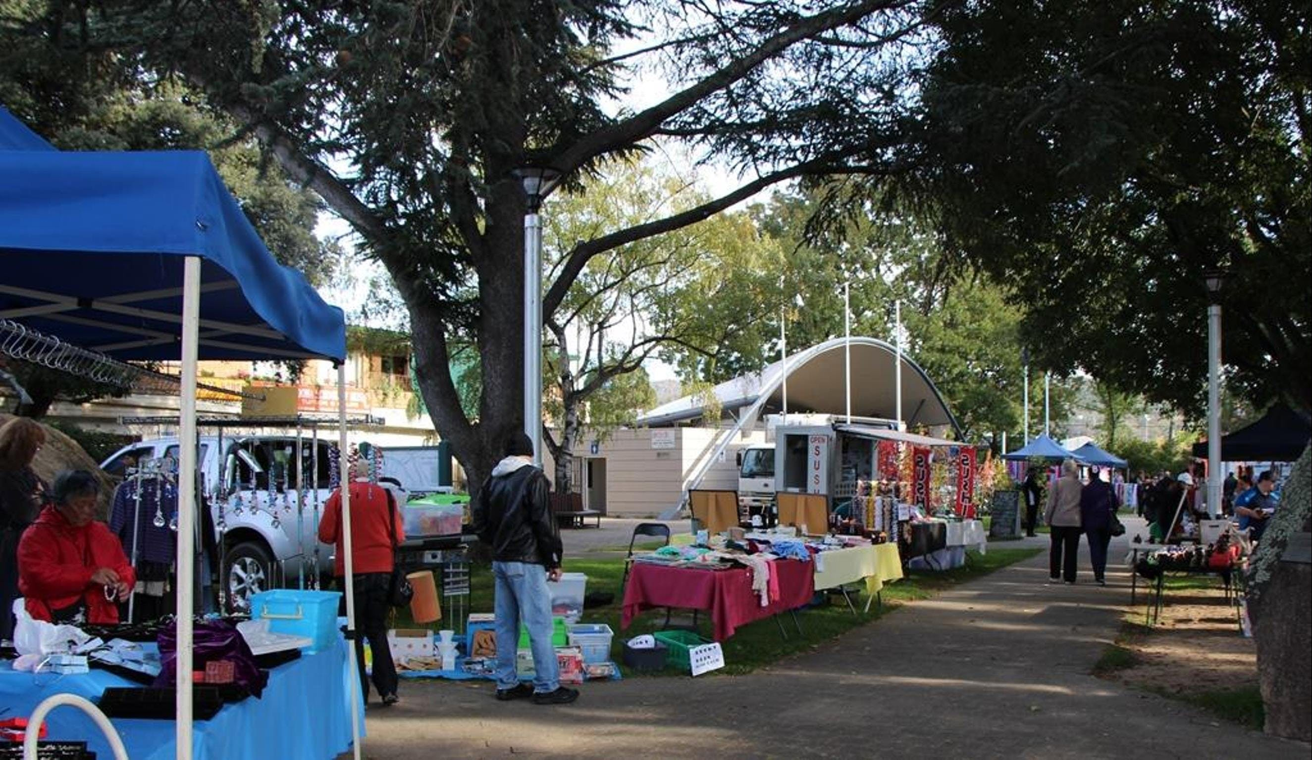 Cooma Rotary Markets - Accommodation Melbourne