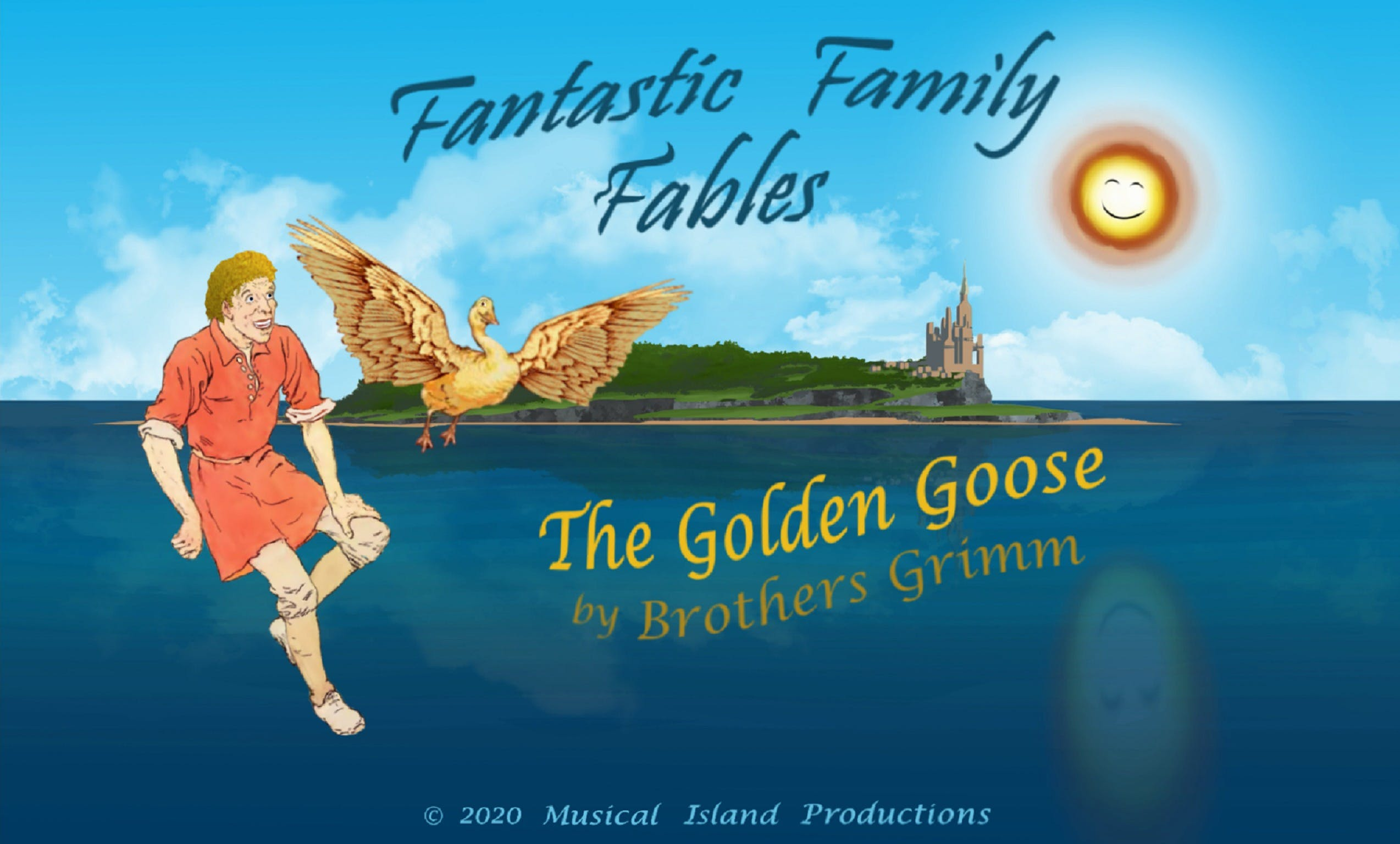 Kids Theatre Online at Home -  Family Fables Hour - Accommodation Melbourne