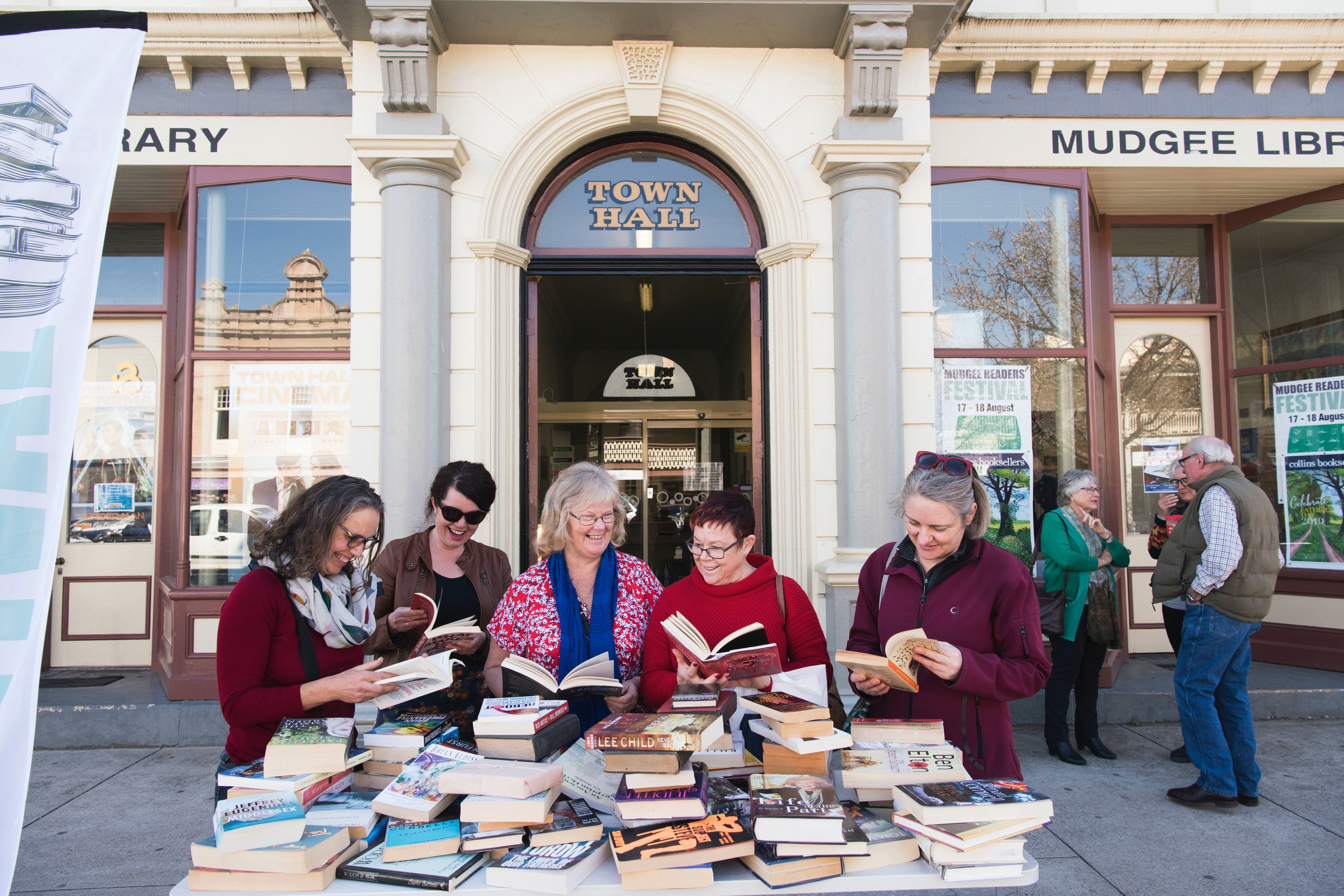 Mudgee Readers' Festival - Accommodation Melbourne