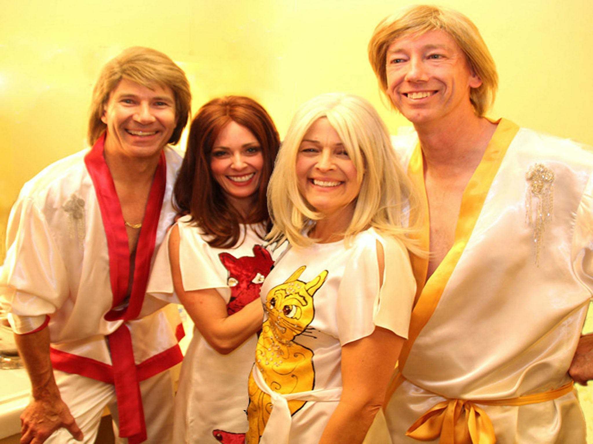 ABBA Gold Tribute Show - Accommodation Melbourne