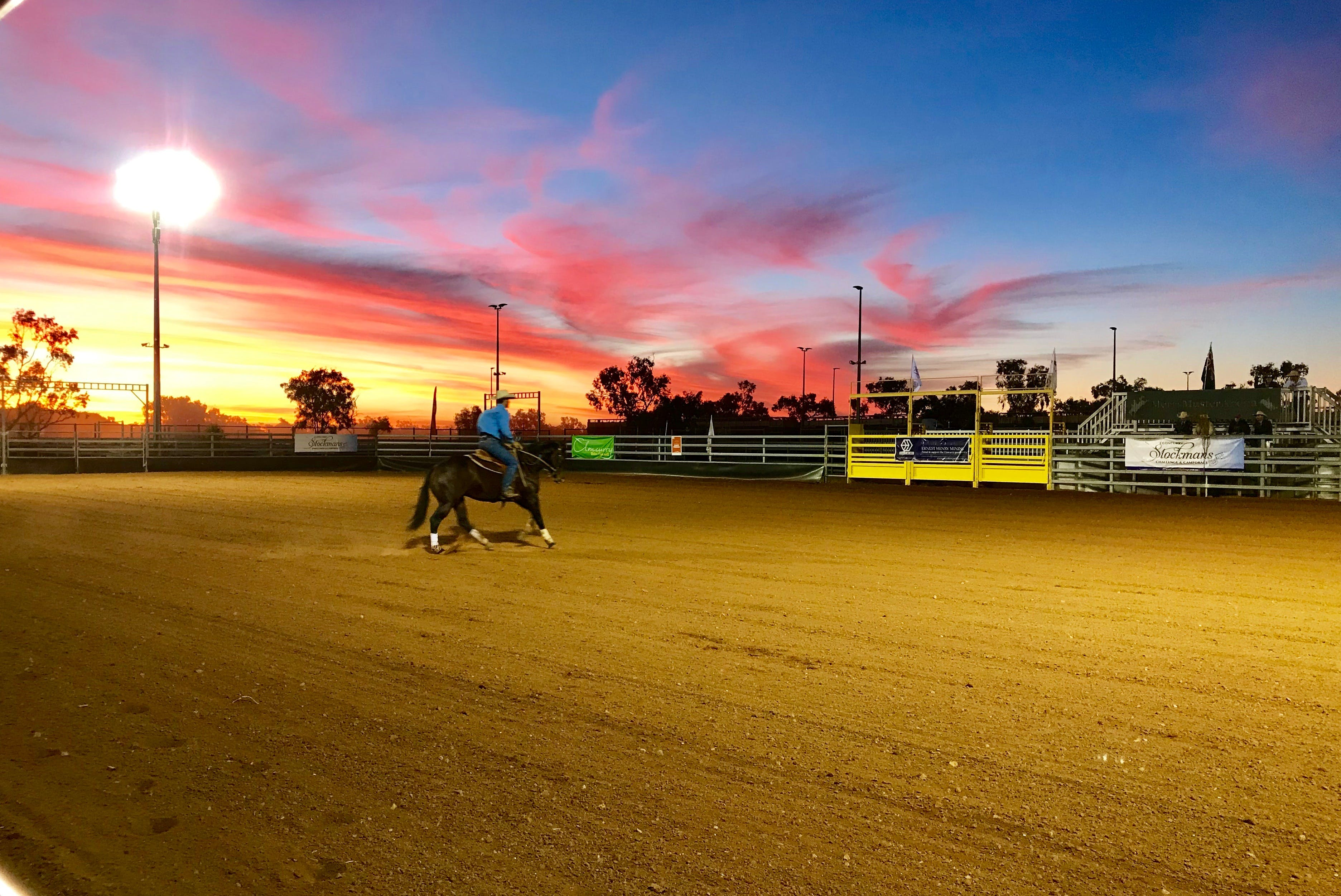 Cloncurry Stockmans Challenge and Campdraft - Accommodation Melbourne