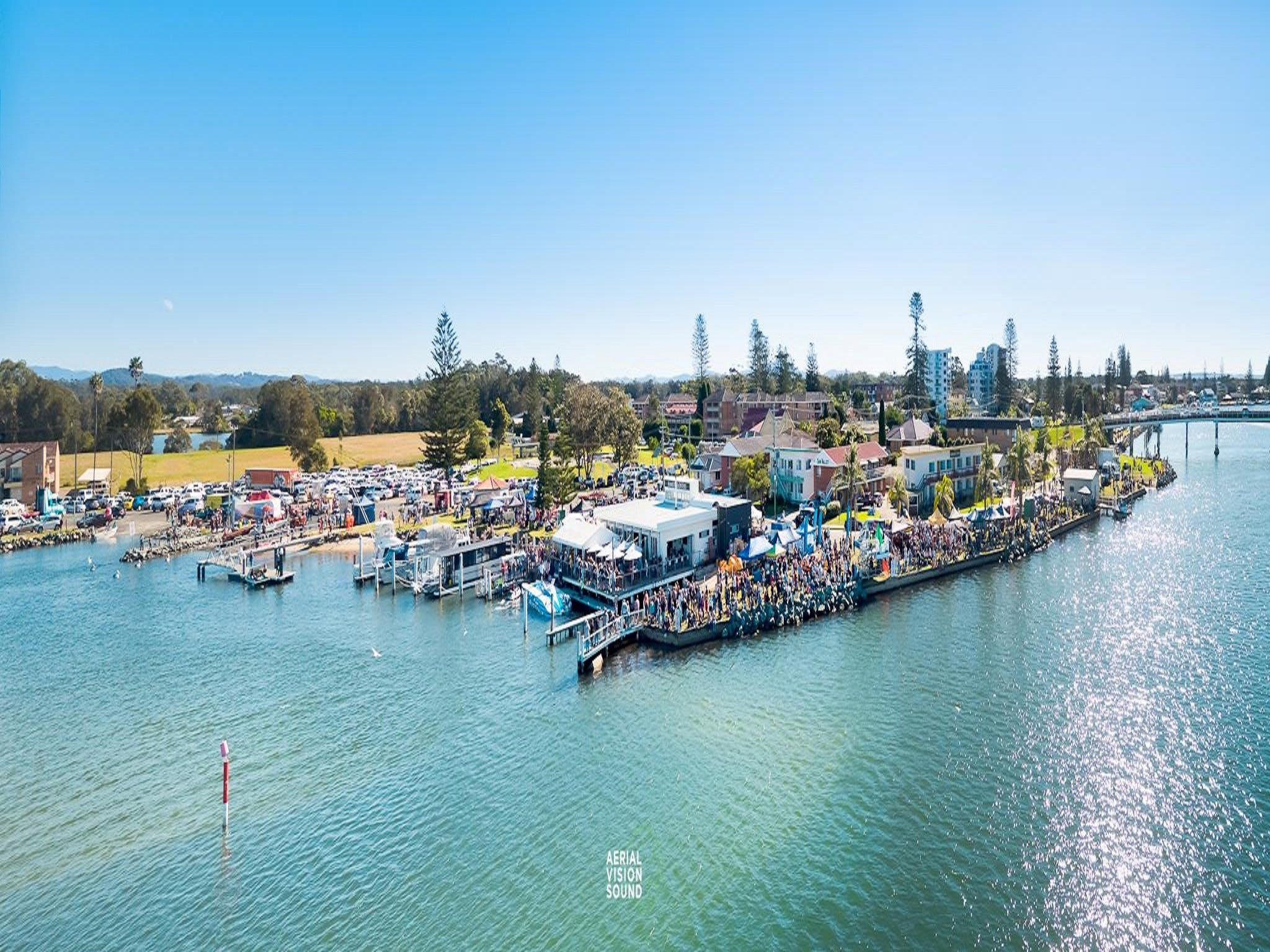 Fred Williams Aquatic Festival - Accommodation Melbourne