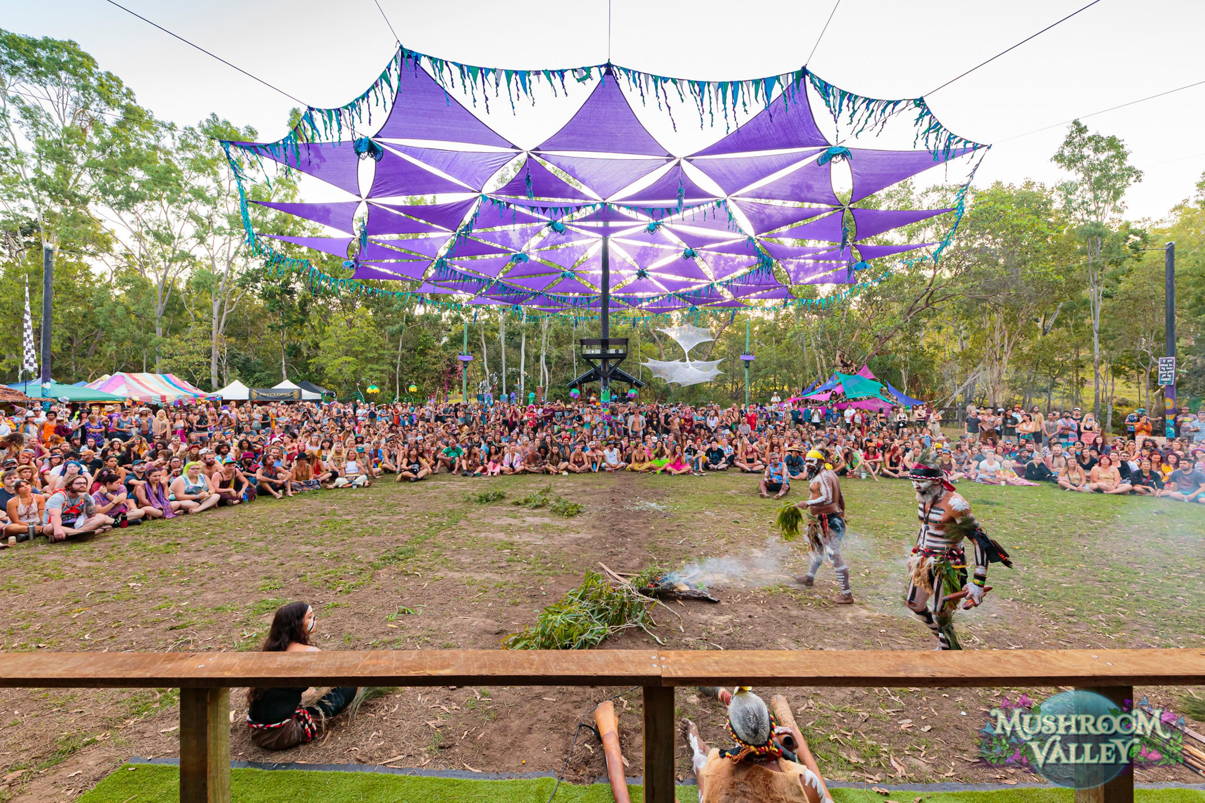 Mushroom Valley Festival - Accommodation Melbourne