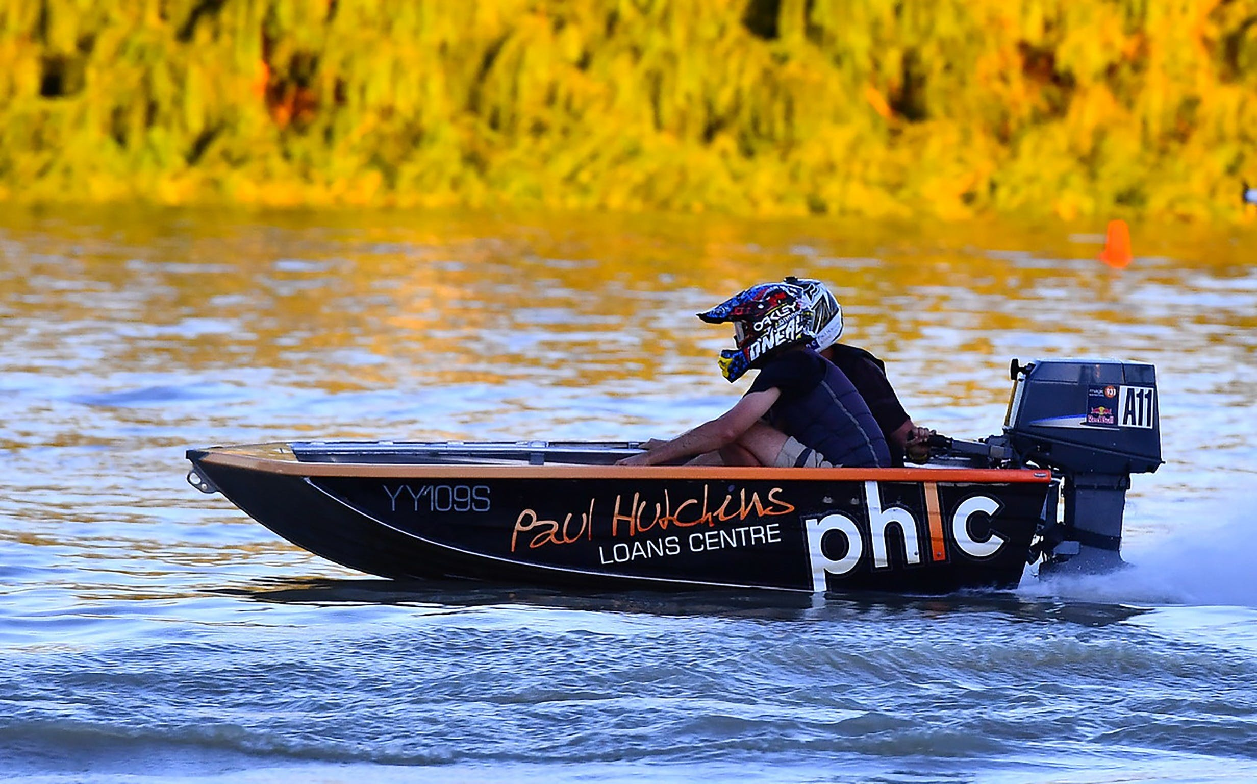 Riverland Dinghy Club Round 6 - Paul Hutchins Hunchee Run - Accommodation Melbourne