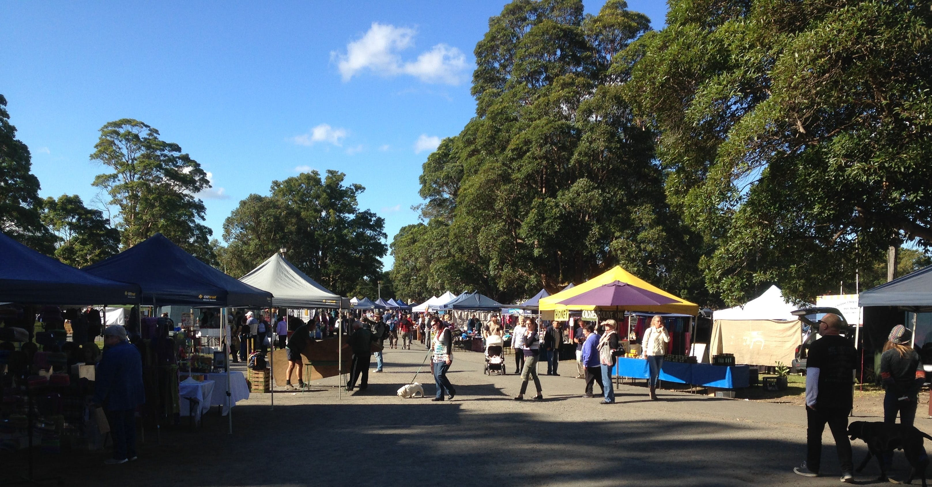 The Berry Markets - Accommodation Melbourne