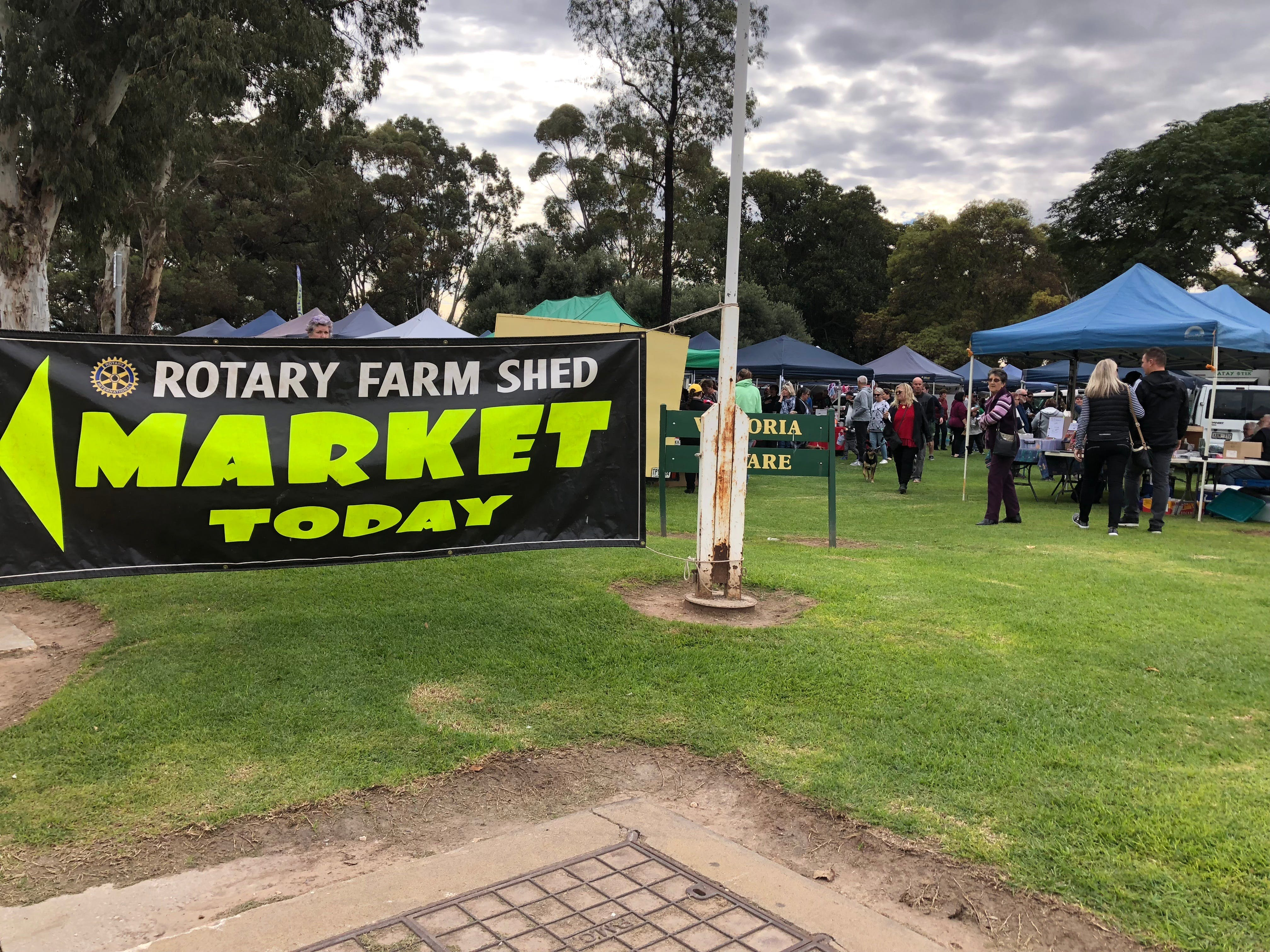 The Rotary Markets Kadina - Accommodation Melbourne