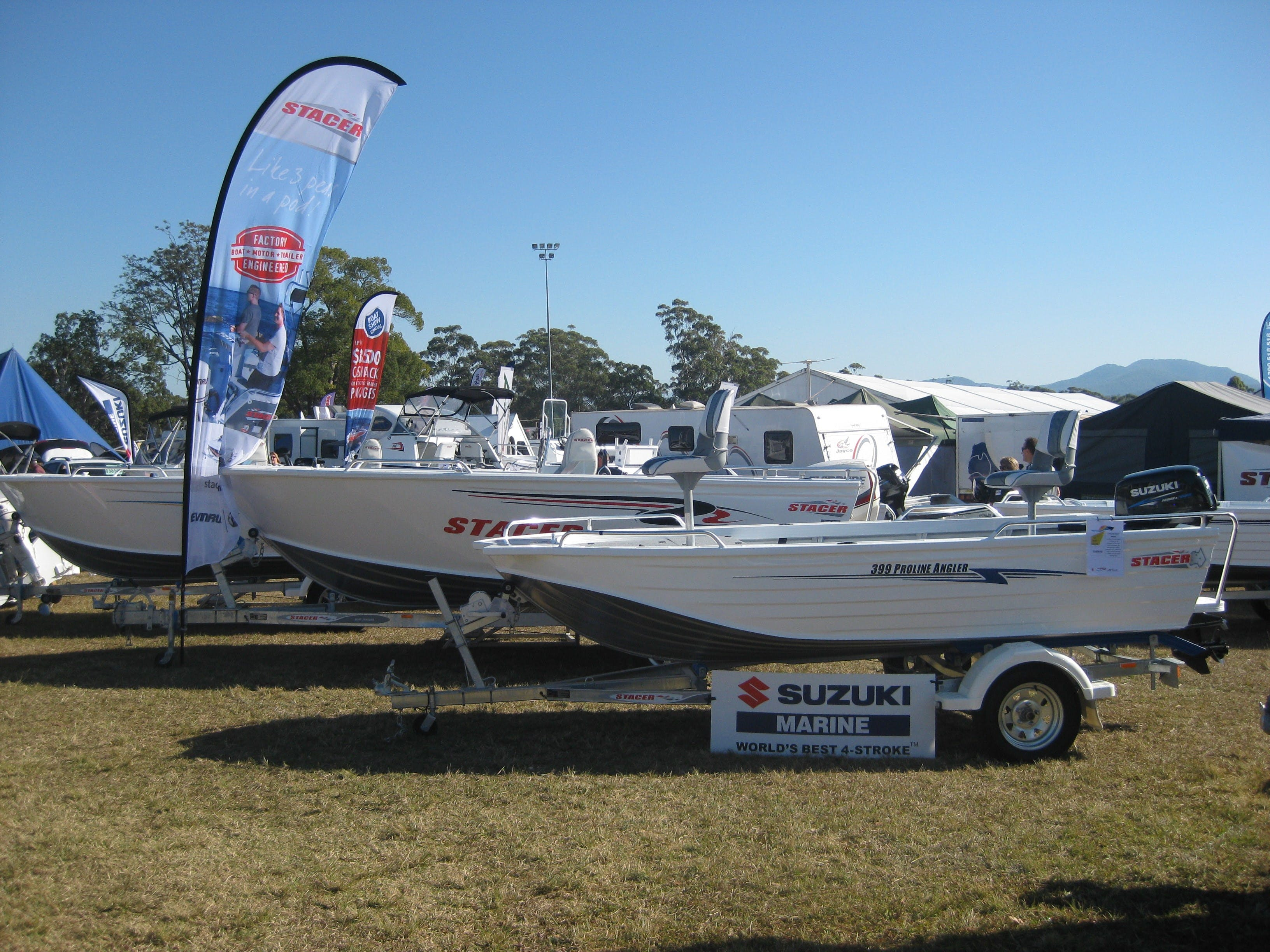 Mid North Coast Caravan Camping 4WD Fish and Boat Show - Accommodation Melbourne