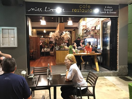 Miss Lizzies Cafe Restaurant - Accommodation Melbourne