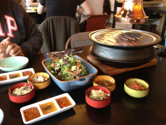 Michu Korean Charcoal Bbq - Accommodation Melbourne