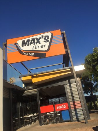 Max's Diner - Accommodation Melbourne