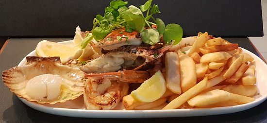 Georgio's Seafood and Steakhouse - Accommodation Melbourne