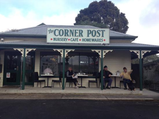 The Corner Post Cafe - Accommodation Melbourne