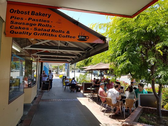Orbost bakery - Accommodation Melbourne