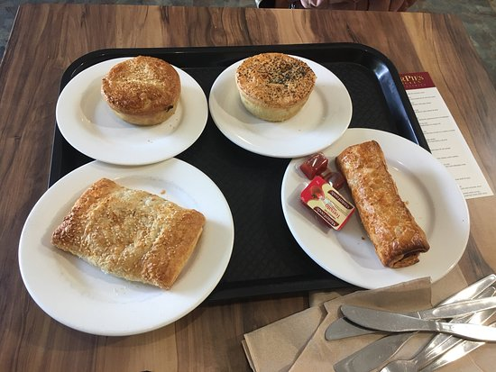Parker Pies - Accommodation Melbourne