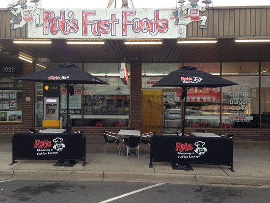 Rob's Takeaway and Coffee Lounge - Accommodation Melbourne