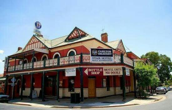 Rutherglen Eastern Palace - Accommodation Melbourne