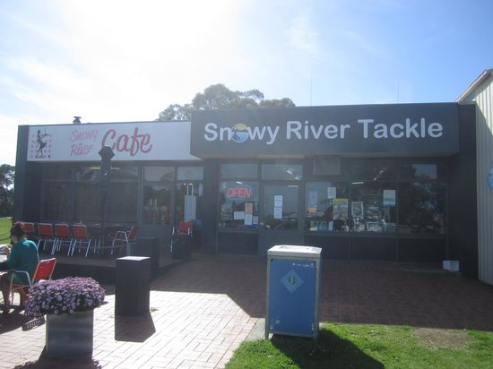 Snowy River Cafe - Accommodation Melbourne